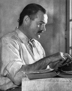 "Hemingway's ""The Snows of Kilimanjaro"""